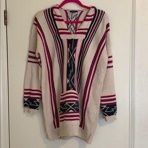 Women's tribal hoodie